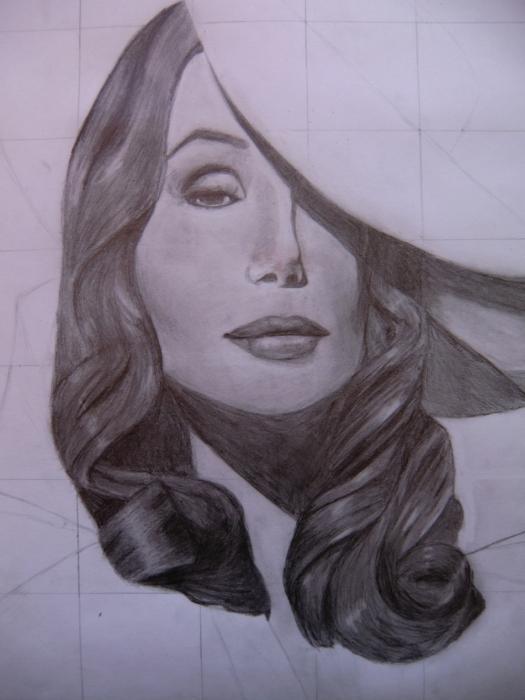 Cher by KatieJackson